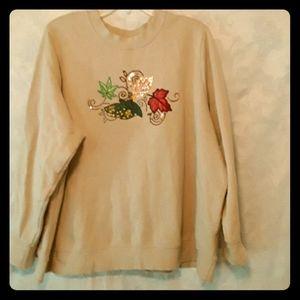 Basic Editions sweatshirt Plus Size